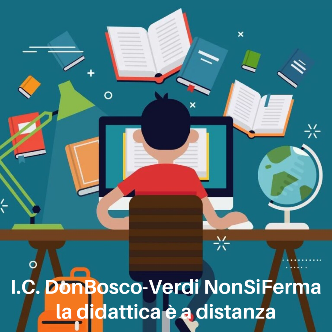 I.C. Don Bosco-Verdi #NonSiFerma